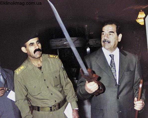 a look at the country of iraq under saddam hussein